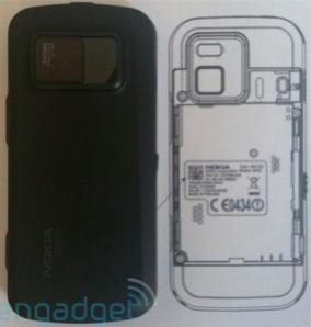 Nokia N97 Mini comparativa