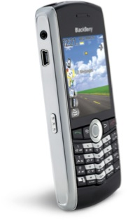 Blackberry Pearl 8120 Movistar