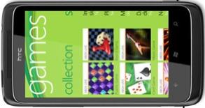 HTC 7 Trophy Vodafone foto