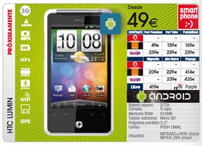 HTC Gratia foto 2
