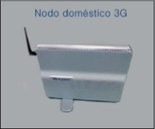 Nodo Domstico 3G HSDPA de Telefnica y Vodafone
