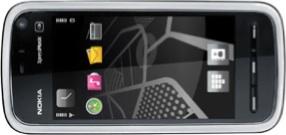 Nokia 5800 Navigation Edition - foco en el navegador GPS