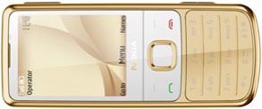Nokia 6700 Gold Edition