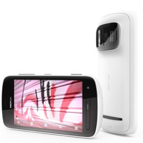 Nokia 808 PureView, foto 2