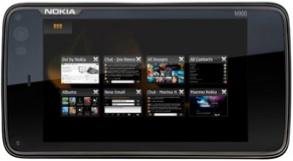 Nokia N900 foto