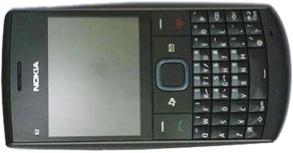 Nokia X2-01 foto