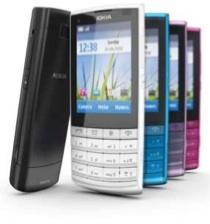 Nokia X3 Touch & Type