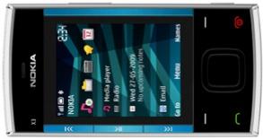 Nokia X3 foto