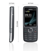 Nokia 2710 Navigation Edition movil con nokia
