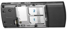 movil dual-SIM, doble o 2 tarjetas SIM