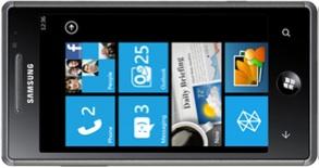 Samsung Omnia 7 foto