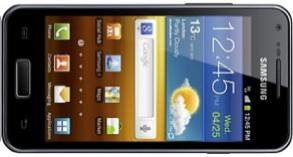 Samsung Galaxy S Advance foto