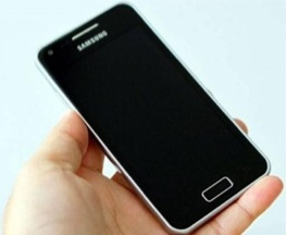Samsung Galaxy S Advance foto 2