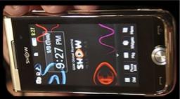 Samsung Show con proyector