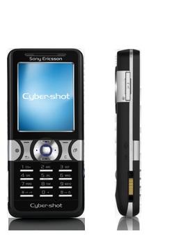 Sony Ericsson Cyber-shot K810, K818, K550, K550im comparación y revision