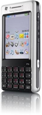 Sony Ericsson P1 revision