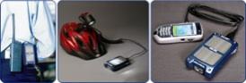 Movil Motorola con pilas de hidrogeno