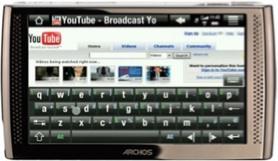 Archos 5 Internet Media Tablet con Android