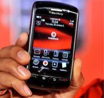 BlackBerry Storm2 Vodafone