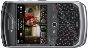 BlackBerry Javelin o BlackBerry Curve 8900