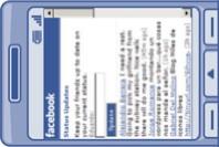 Facebook en el movil, aplicaciones