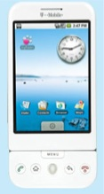 HTC G1 Android con Google