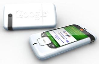 Gphone o g-phone movil de Google