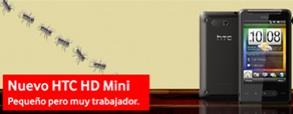 HTC HD Mini Vodafone