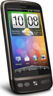 HTC Desire con Vodafone