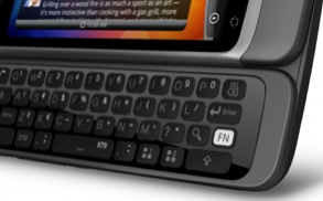 HTC Desire Z 4