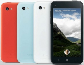 HTC First movil de Facebook 3