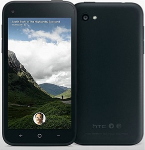 HTC First movil de Facebook