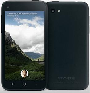 HTC First movil de Facebook