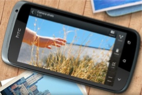 HTC One X, foto 3