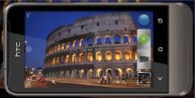 HTC One X, foto