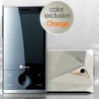 HTC Touch Diamond Gold con Orange