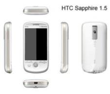 HTC Sapphire 1.5 DCM