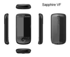 HTC Sapphire VF