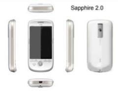HTC Sapphire 2.0 TMO