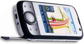 HTC Touch Find de Movistar, por puntos y contrato
