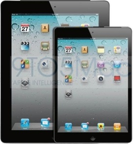 nuevo iPad Mini o iPad Air antes de Navidad ilustracion