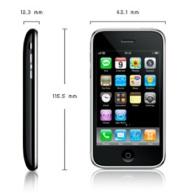 iphone 3G GPS movistar