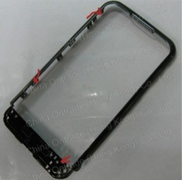 iPhone 3Gen 2009 estructura carcasa