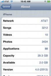 Nuevo Sistema Operativo iPhone 4.0