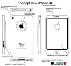 iPhone 4G 2