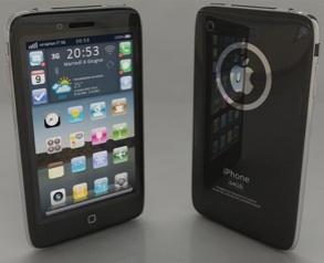 iPhone 4G 2010 nuevo concepto foto