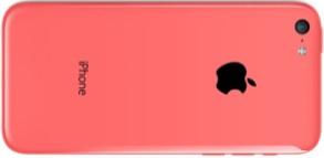 iPhone 5C parte trasera