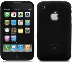 iPhone 3GS 2009 vista frontal y posterior foto