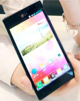 LG Optimus 4X HD foto 2