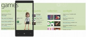 Windows Phone 7 Mobile en el telefono Movil de Microsoft 4
